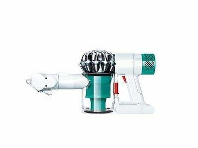 Brand New Dyson V6 Mattress Bagless Cordless Handheld Vacuum Cleaner White Teal