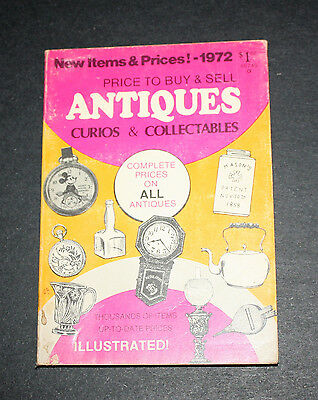 Antiques Curios & Collectibles - 1972