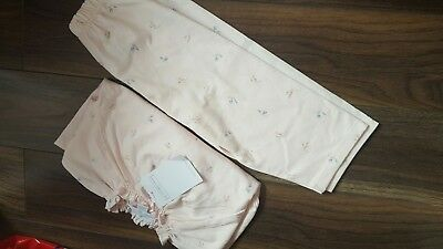 The Little White Company Baby girl Pyjamas 6-9 Months