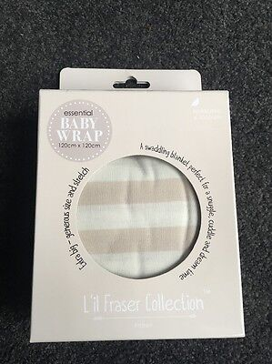 Lil Fraser Collection Baby Wrap