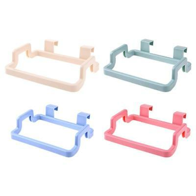 Plastic Garbage Bag Holder Bracket Stand Rack Kitchen Trash Storage Hanger Tools