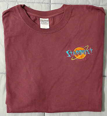 Stardust Resort Casino Las Vegas 45th Anniversary T Shirt Size Large