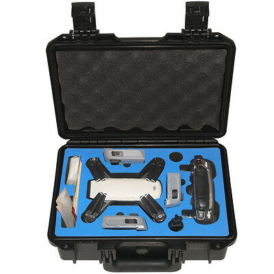 Realacc Waterproof Hardshell Backpack Case Bag For DJI Spark RC Quadcopter Parts