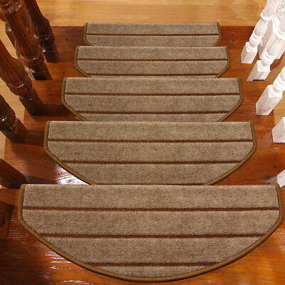 Stair Mat Summer Non-Slip Stair Treads Carpet Homeware Step Anti-Skid Treads Mat