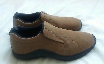 Cotton Traders Mens Suede Shoes