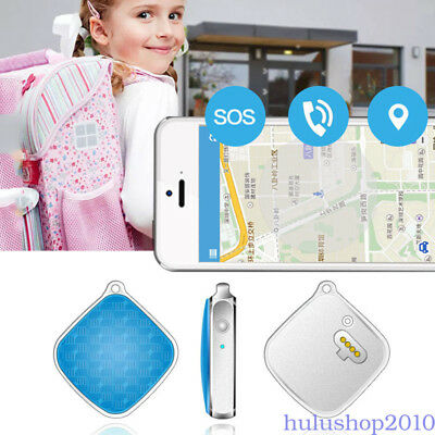 Real-Time GPS Tracker for Kids Child Elderly Personal Alzheimer old person