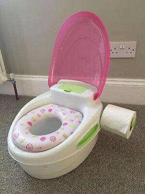Summer Infant Step By Step Training Potty