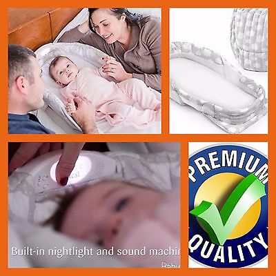 Baby co sleeper in bed for newborn and infant Co Surround For ages 0 to 4 months