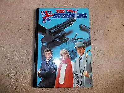 The New Avengers annual 1978 (The rare one!)