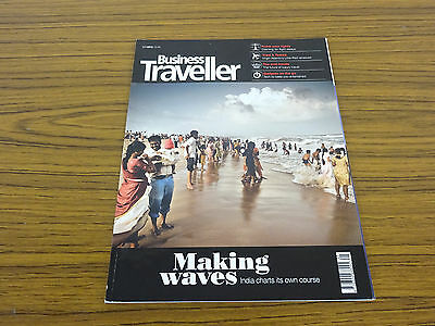 Business Traveller Magazine: May 2013: Making Waves, India