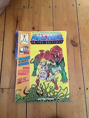 Masters of the Universe Comic (11 issues)