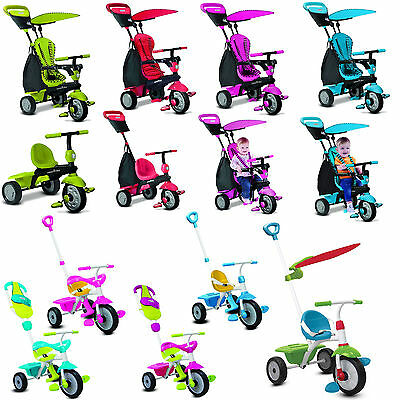Tricycle smarTrike Glow 4 in 1 or Play glow or play or Fun Plus select 1 St