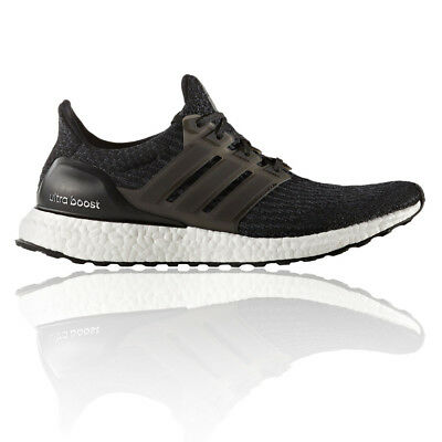 Adidas Ultra BOOST Mens Black Sneakers Running Sports Shoes Trainers Pumps