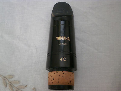 Yamaha C4 Mouthpiece Used Once In Good Condition