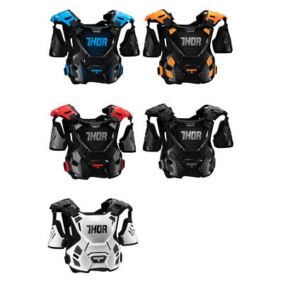 2018 Thor MX Youth Guardian Chest Protector Roost Guard - Choose Size & Color