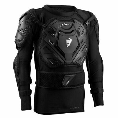 2019 Thor MX Adult Sentry XP Chest/Roost Protector Offroad Dirt Bike - Pick Size