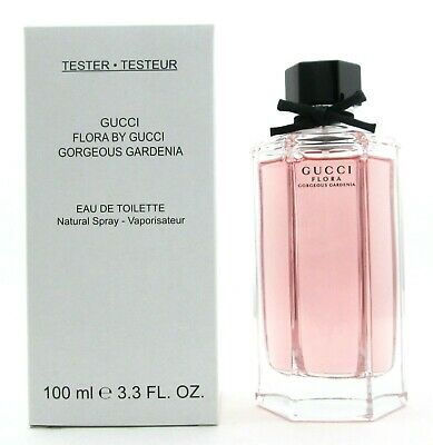 Gucci Flora Gorgeous Gardenia by Gucci 3.3 oz.EDT Spray Tester. Never used.