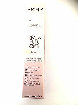 VICHY IDEALIA BB CREAM SPF 25 40ml - Light shade