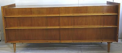 Rare original Edmond Spence long low credenza dresser