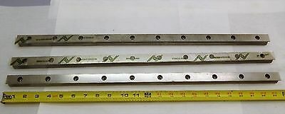"INA Linear Rail 23 5/8 "" L - Lot of 3"