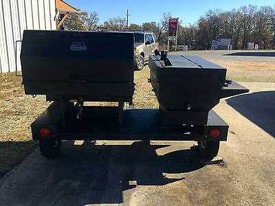 Good One Pit Boss/Lone Star Grill BBQ Smoker Trailer