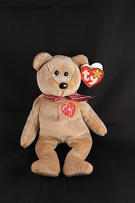Ty Beanie Baby~SIGNATURE~Retired~1999