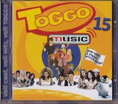Toggo Music Vol. 15 * New Cd 2007 * Neu