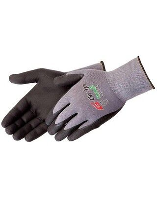 Work Gloves Liberty G-Grip  Foam Nitrile Micro Foam-Palm Coated  F4600 (12 PAIR)