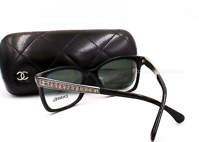 Chanel Glasses Frame Usa : CHANEL 3332 501 Eyeglasses Optical Frames Glasses Black ...