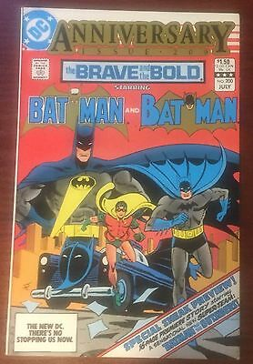 Brave and the Bold #200 - 1983 - 1st Katana - DC Comics - FREE P&P - KEY ISSUE