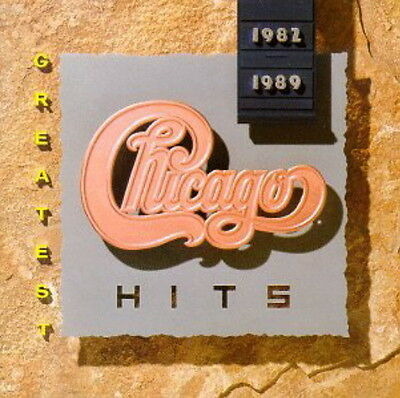 Chicago Greatest Hits 1982-1989 Audio CD