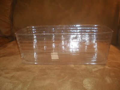 Longaberger Long Tissue Extra Small Sort & Store Basket Protector