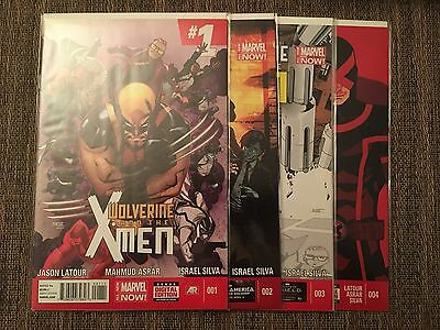 WOLVERINE and the X-MEN #1-12 - Complete Lot - (MARVEL, 2014) - Free Shipping!