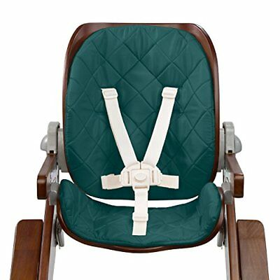 Summer Infant Bentwood Highchair Seat Cushion, Totally Teal 22370