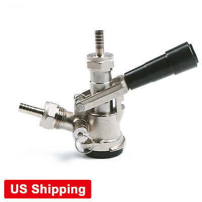 U.S. Solid Keg Coupler- European Stankey S-Type Keg Coupler Dispenser