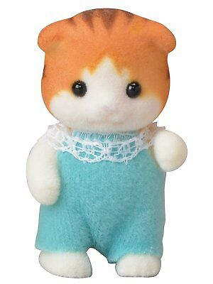 Sylvanian Families  Baby doll maple cat