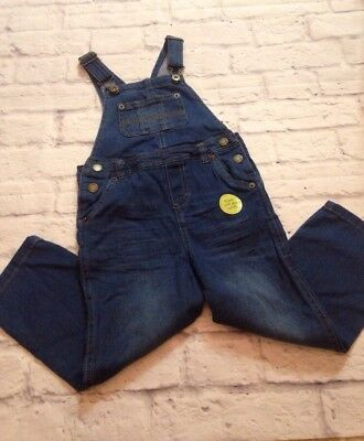 Kids Genuine Overalls Denim 4T