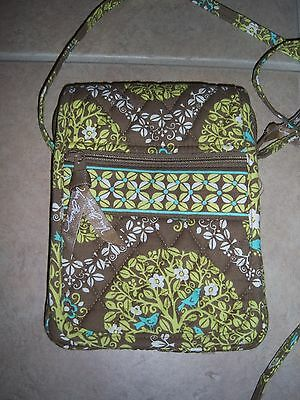 New Vera Bradley Sittin' In A Tree Mini Hipster Nwot