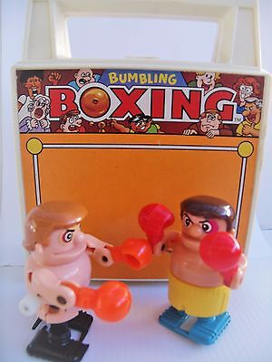 Vintage  Bumbling Boxing TOMY MiB 1987 Coleco Co.