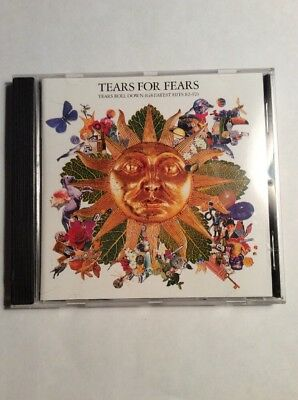 Tears Roll Down: Greatest Hits 1982-1992 by Tears for Fears (CD, Mar-1992, Poly…