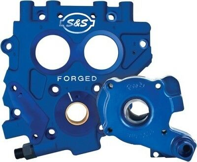 S&S Oil System TC3 BT'99-06 (exc FXD'06) Gear Drive
