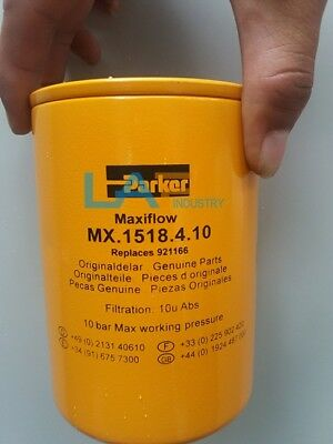 1PC New Parker MX1518.4.10 Hydraulic oil filter