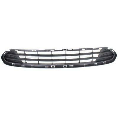 New FO1036127C Bumper Cover Grille for Ford Fusion 2010-2012