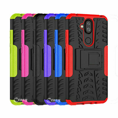 Heavy Duty Tough Rugged Shockproof Case Cover For Nokia 3 3.1 5 6 6.1 Plus 7.1 8