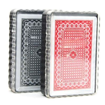 Royal Playing Cards Poker Plastic Cards Durable and Washable