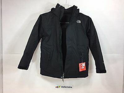 The North Face Youth Boy's Abbit Triclimate 3 in 1 Winter Ski Jacket NEW Size XL