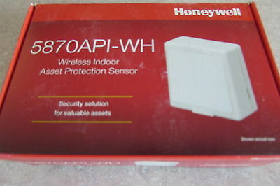 Honeywell 5870API-WH Wireless 5800 Series Asset Protection Sensor