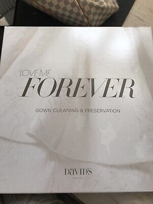 Wedding Dress Preservation Kit by David's Bridal