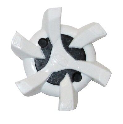 Softspikes Stealth Golf Spikes / Pins / White & Black