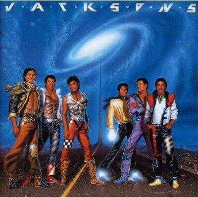 Jacksons The - Victory (Lp 1984)
